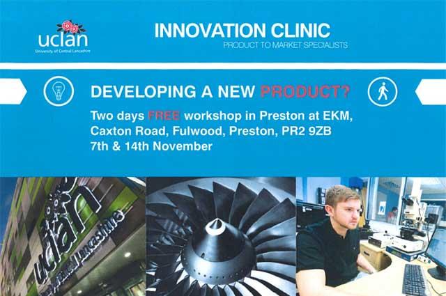 UCLAN-Innovation-Clinic
