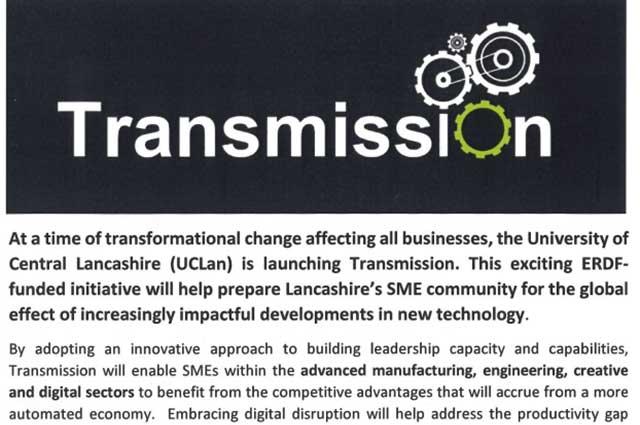 UCLAN-Transmission